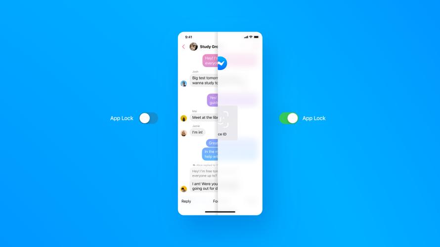 messenger applock 2