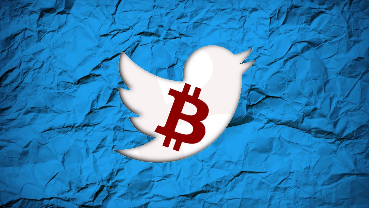 Twitter podvod s kryptomenami