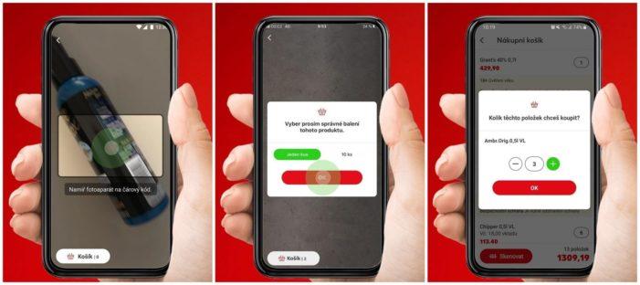 Český Kaufland vám umožní vykonávať nákupy mobilom