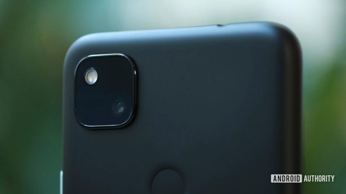 Google smartfón fotoaparát