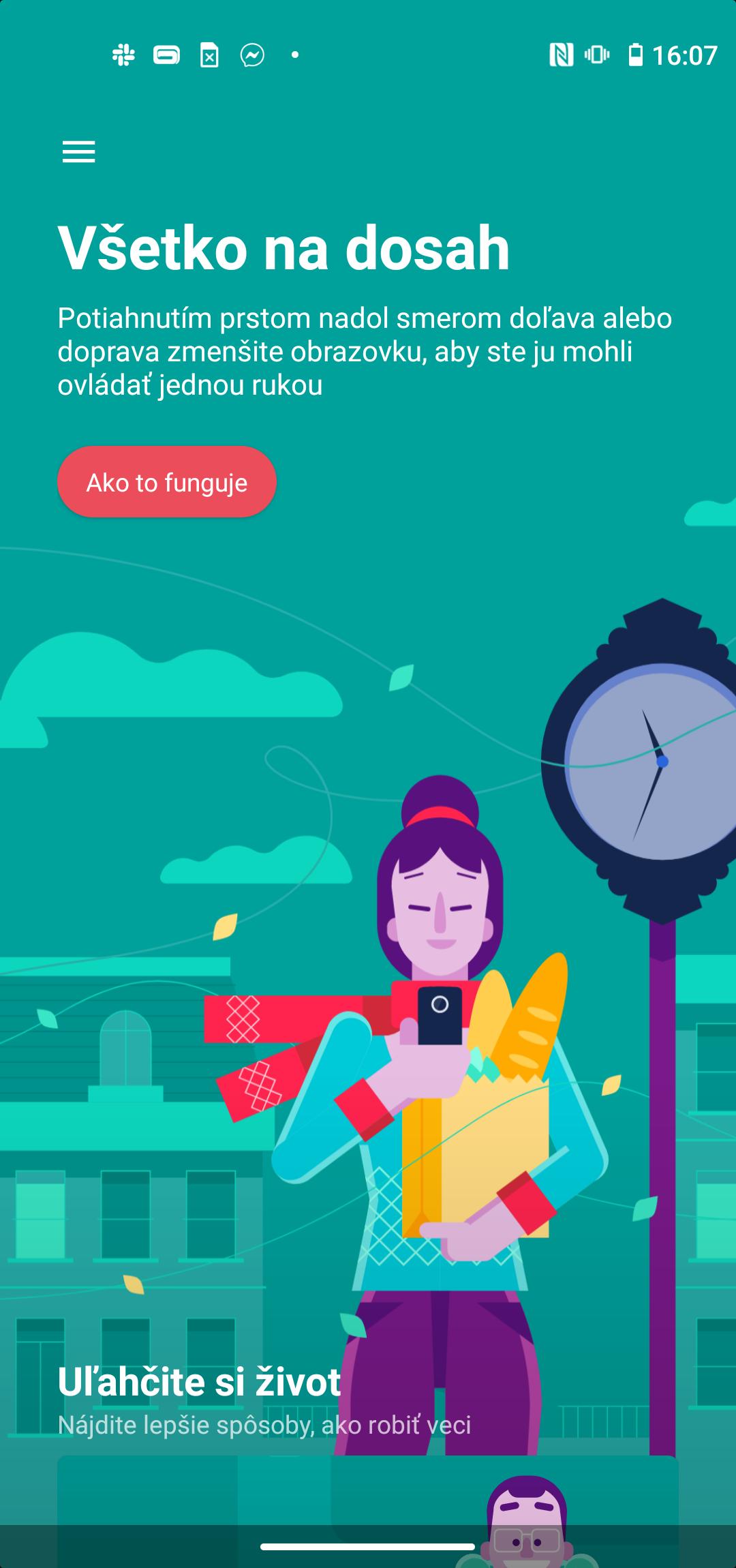 Motorola moto g pro screenshot OS