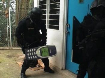 nesmartfóny vtip Nokia 3310