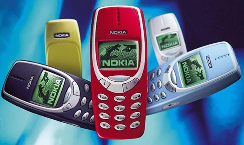 nesmartfóny Nokia 3310