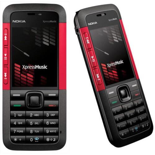 nesmartfóny Nokia 5310