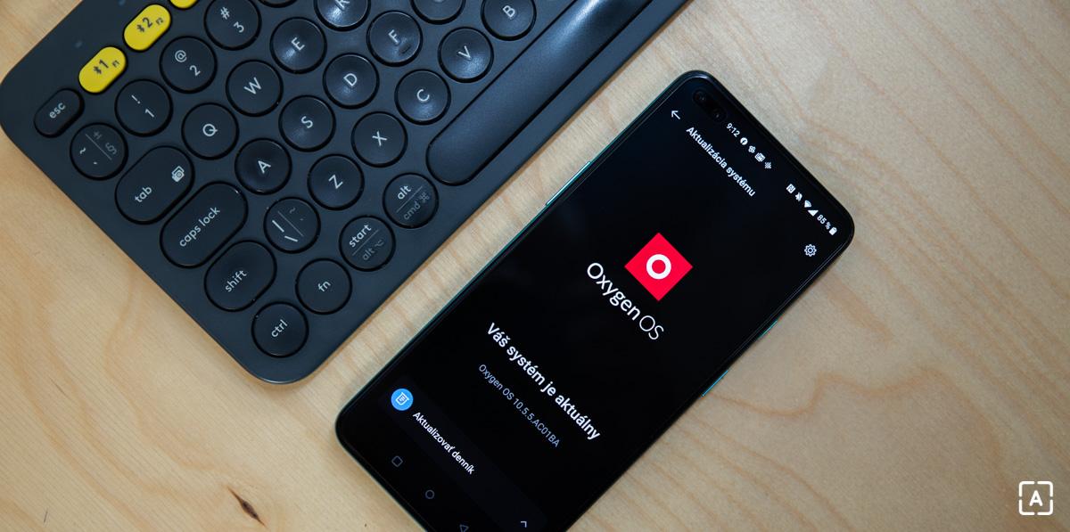 OnePlus Nord OxygenOS