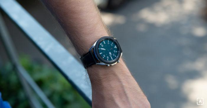 Samsung Galaxy Watch3 hodnotenie