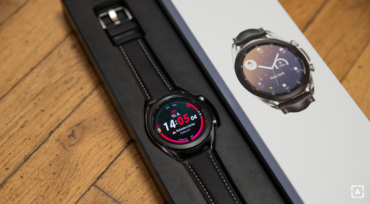 Samsung Galaxy Watch3 (2)