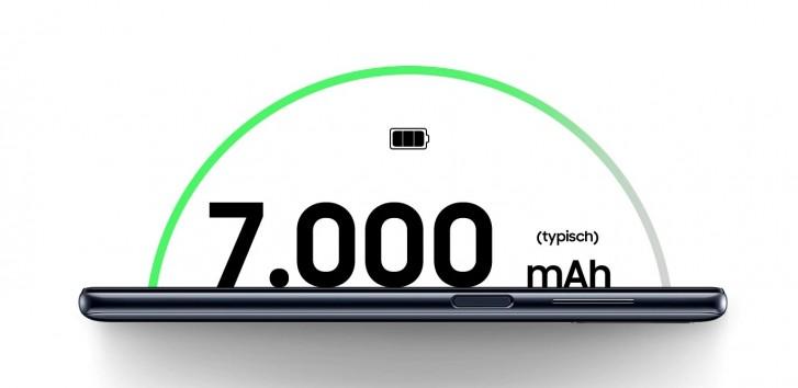 Samsung Galaxy M51 batéria