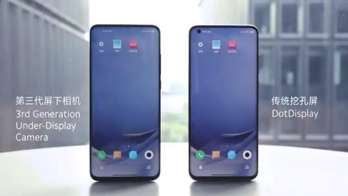 Xiaomi selfie kamera v displeji titulka