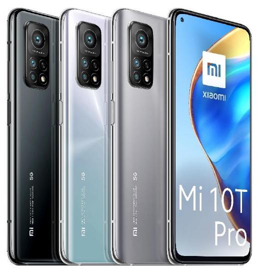 Xiaomi Mi 10T Pro 5G farby