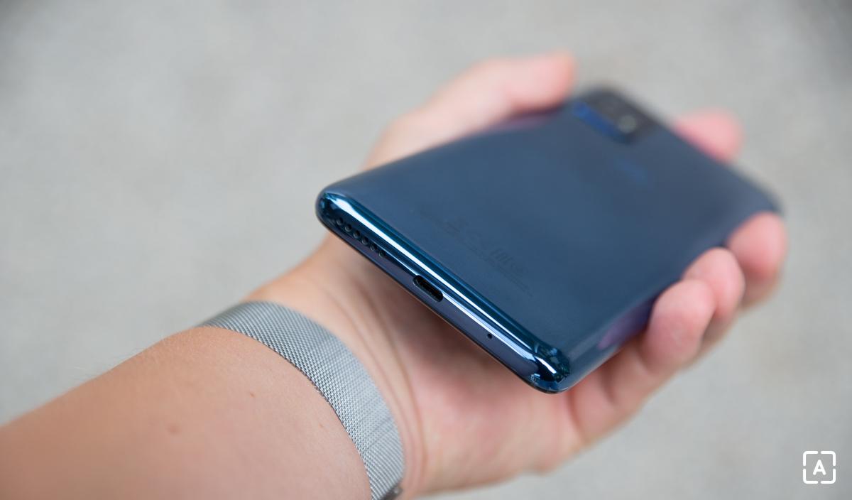 Motorola moto g9 plus USB konektor