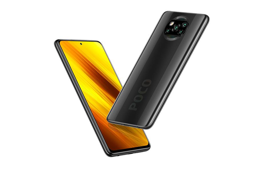 Poco X3 NFC gray