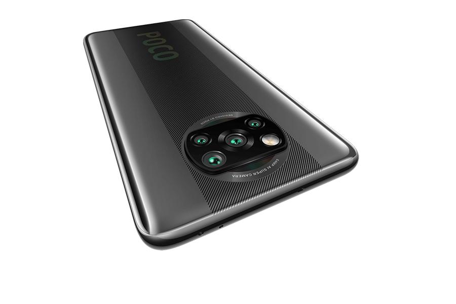 Poco X3 NFC fotoaparát