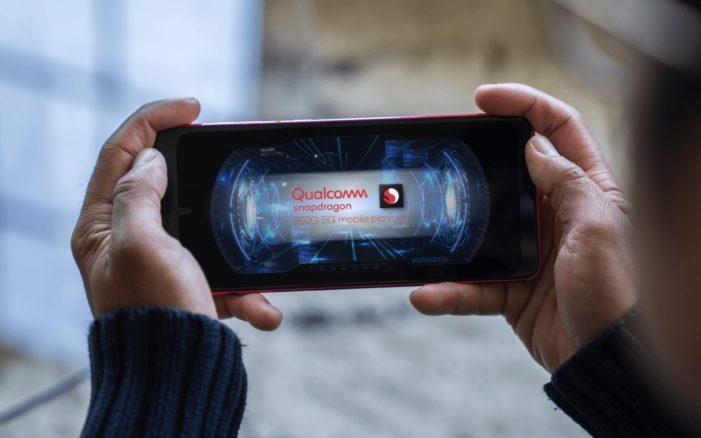 Snapdragon 750G je zameraný hlavne na hranie