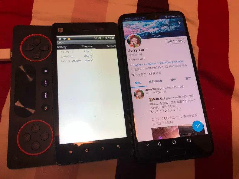 Sony Ericsson Xperia Play 2 displej