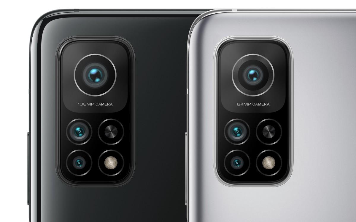 Xiaomi Mi 10T Pro 5G fotoaparát