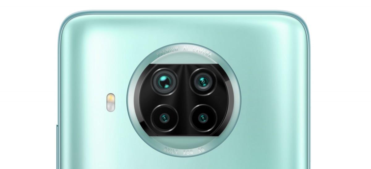 Xiaomi Mi 10T Lite fotoaparát