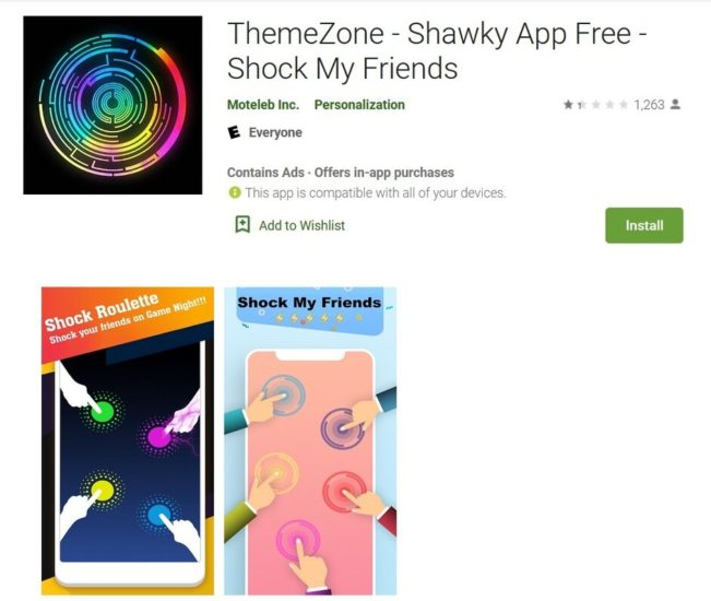 Škodlivé aplikácie - ThemeZone