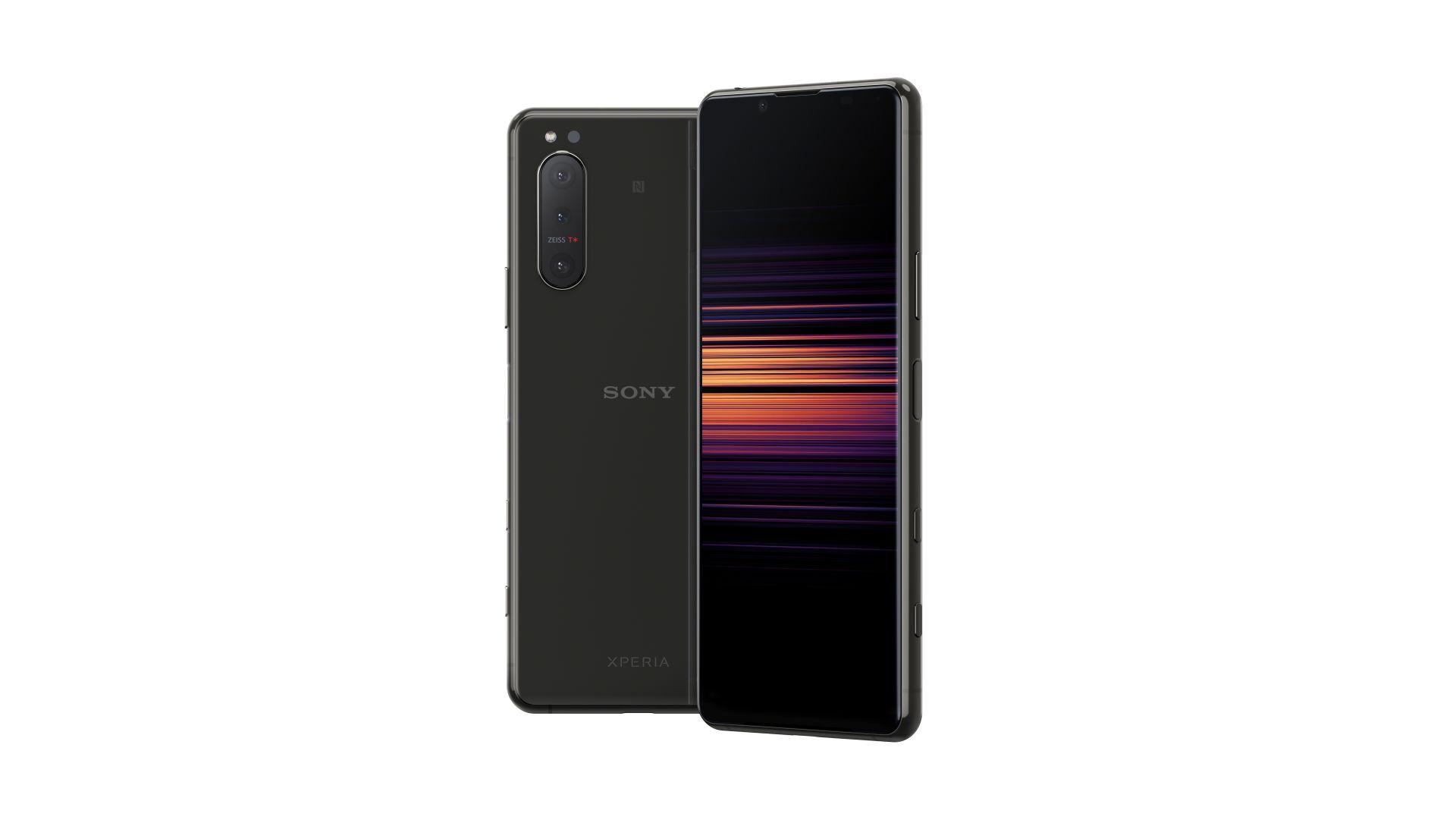 Sony Xperia 5 II telo
