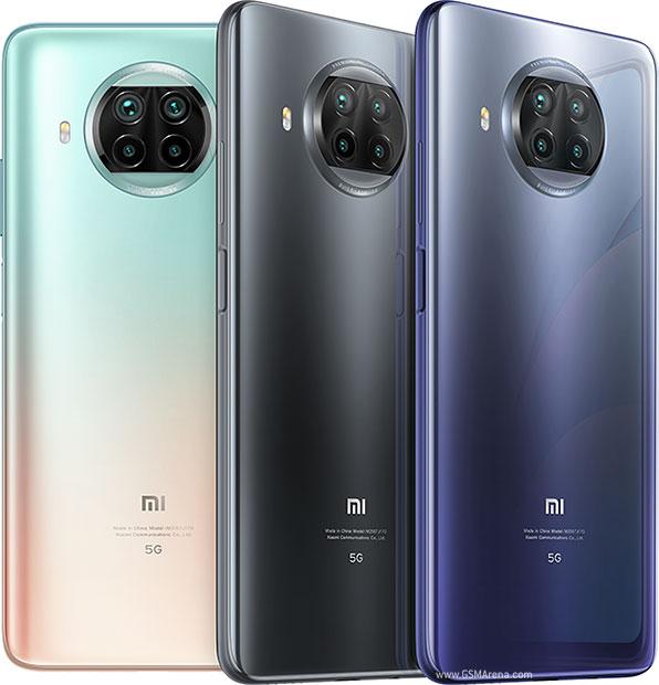 Xiaomi Mi 10T Lite farby