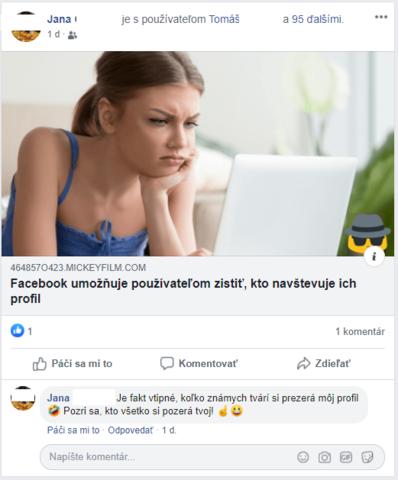 Podvod na facebooku 3