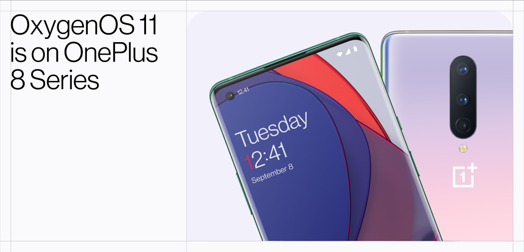 OxygenOS 11 Android 11 OnePlus 8