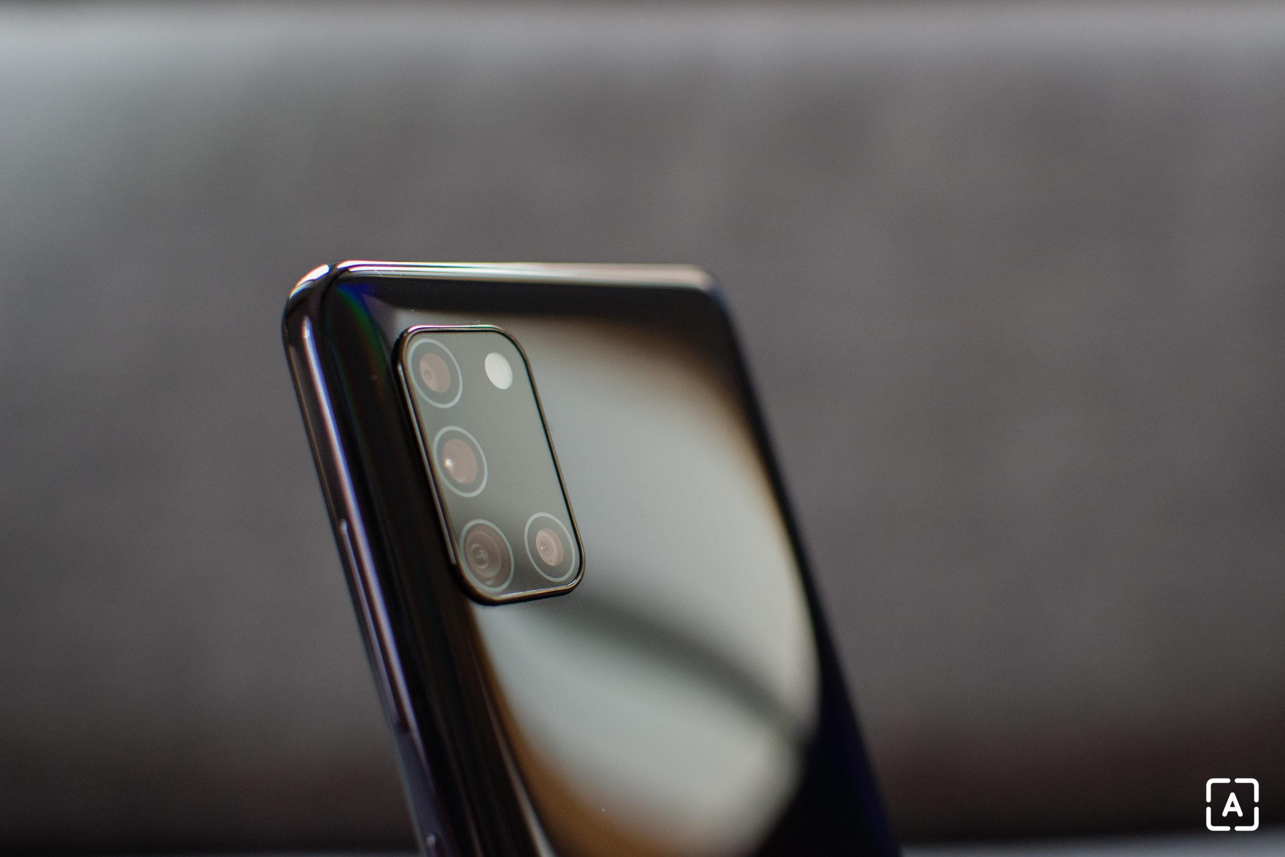Samsung Galaxy A31 One UI 2.5