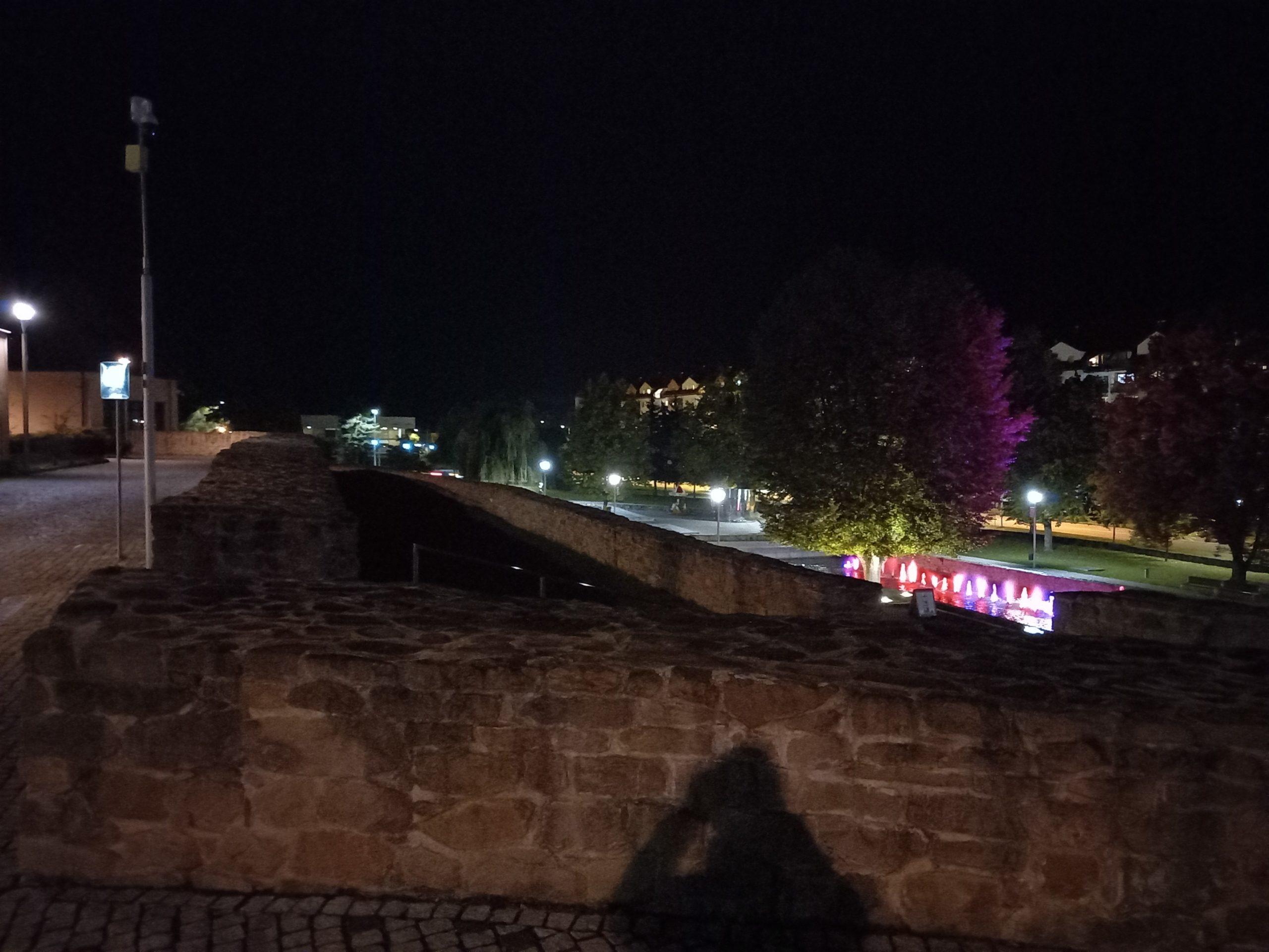 Galaxy A31 nocna foto system
