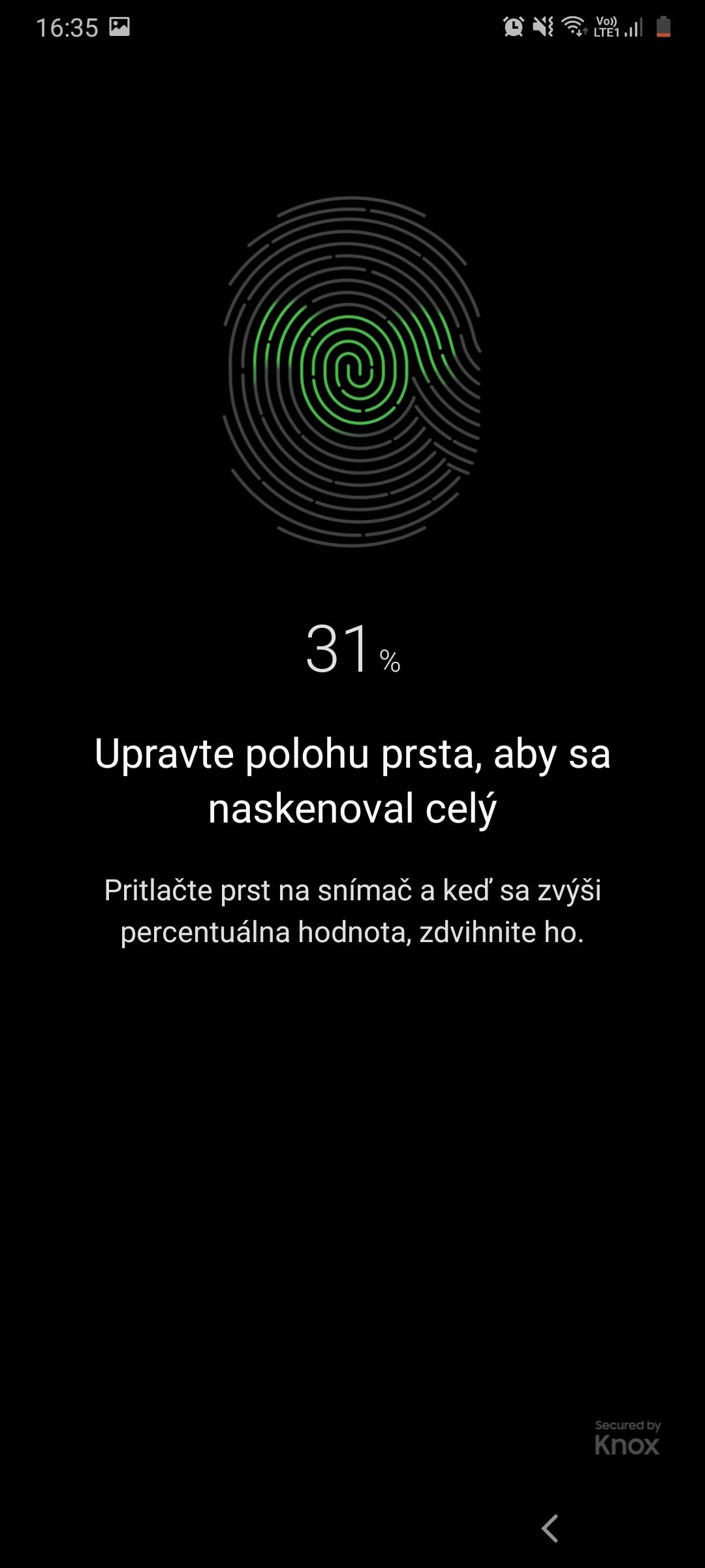 Galaxy A31 zamok obrazovky (1)