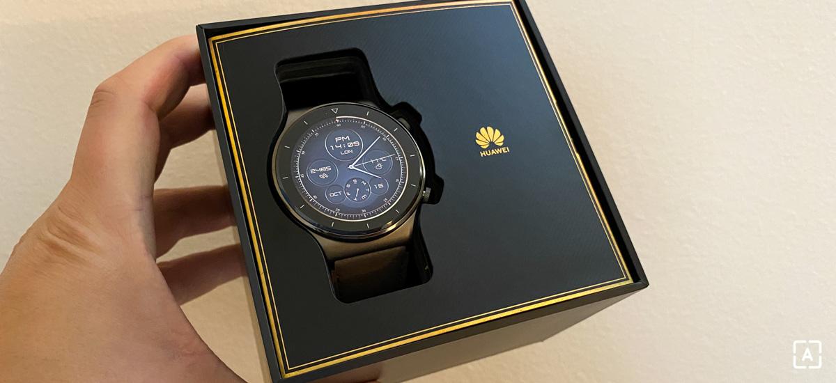 Huawei Watch GT 2 Pro balenie