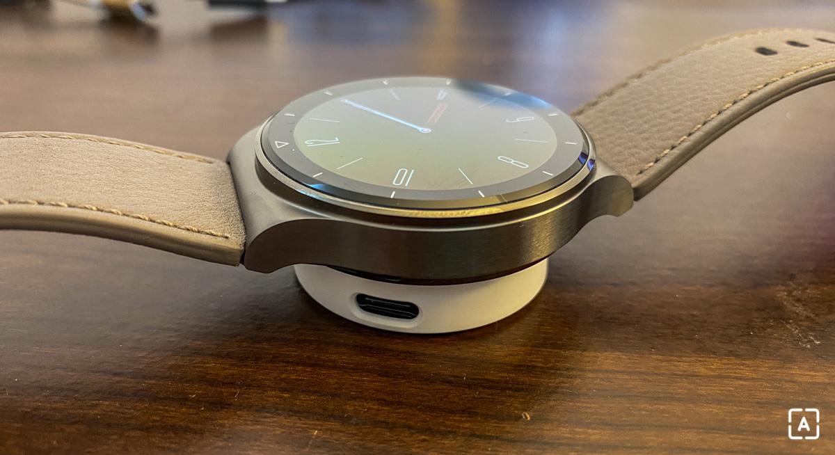 Huawei Watch GT 2 Pro nabijanie