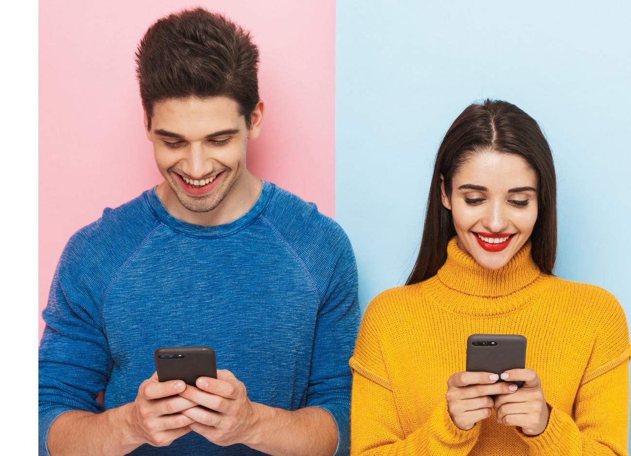 internet v smartfónoch