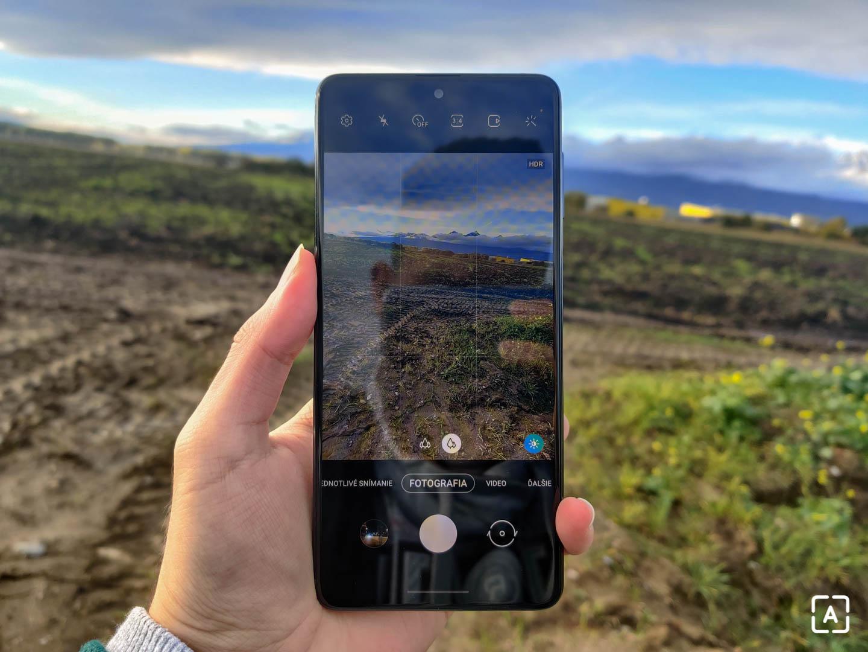 Samsung Galaxy M51 foto