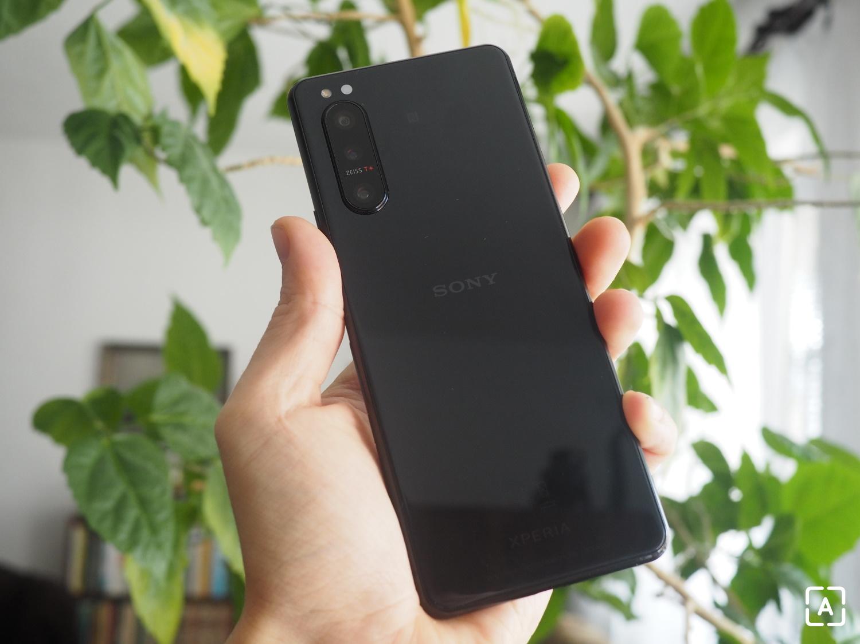 Sony Xperia 5 II fotoaparát