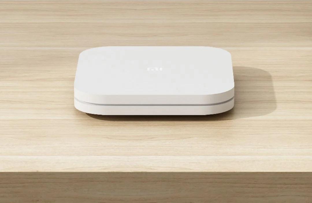 Xiaomi Mi Box 4S biely