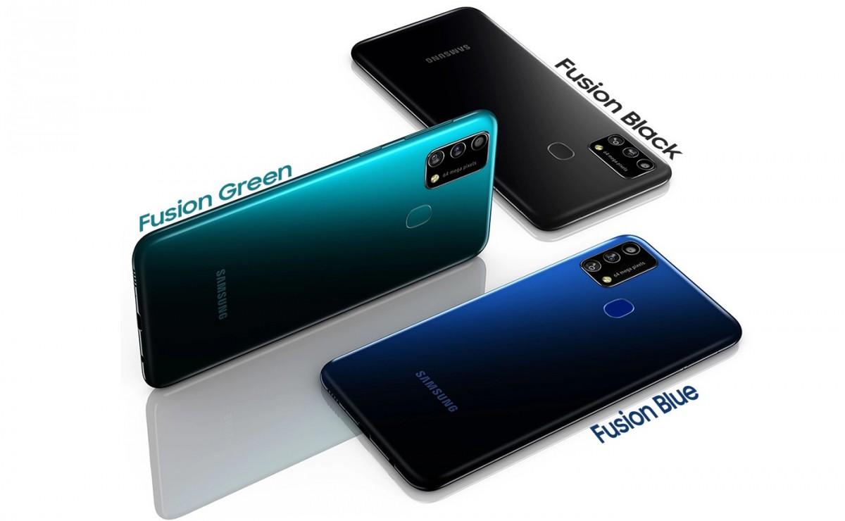 Samsung Galaxy F41 farby