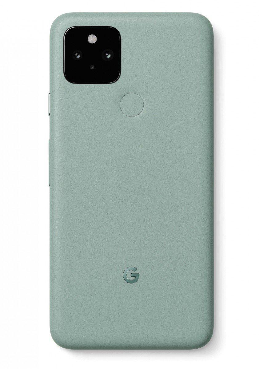 Google Pixel 4a 5G fotoaparát