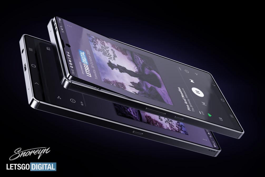 Samsung sa pohráva s myšlienkou vysúvacieho displeja