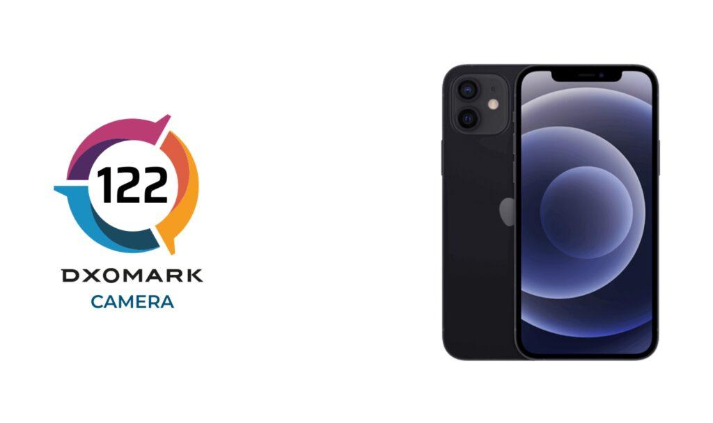 Apple iPhone 12 DxoMark
