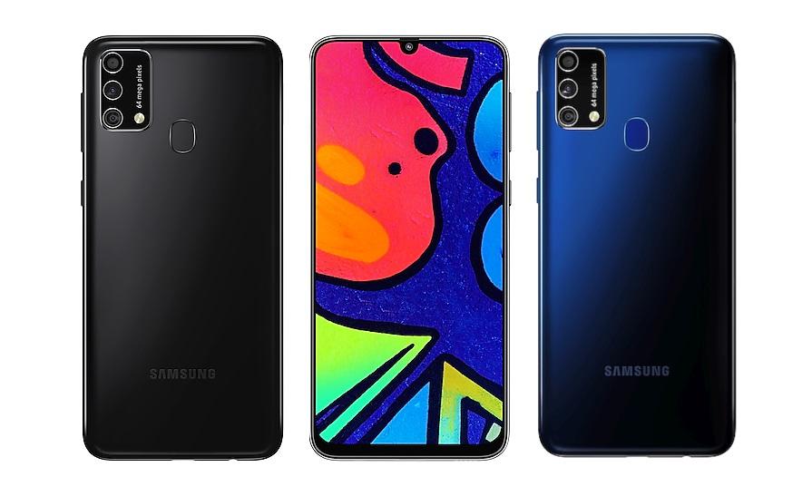 Samsung Galaxy M21s farby