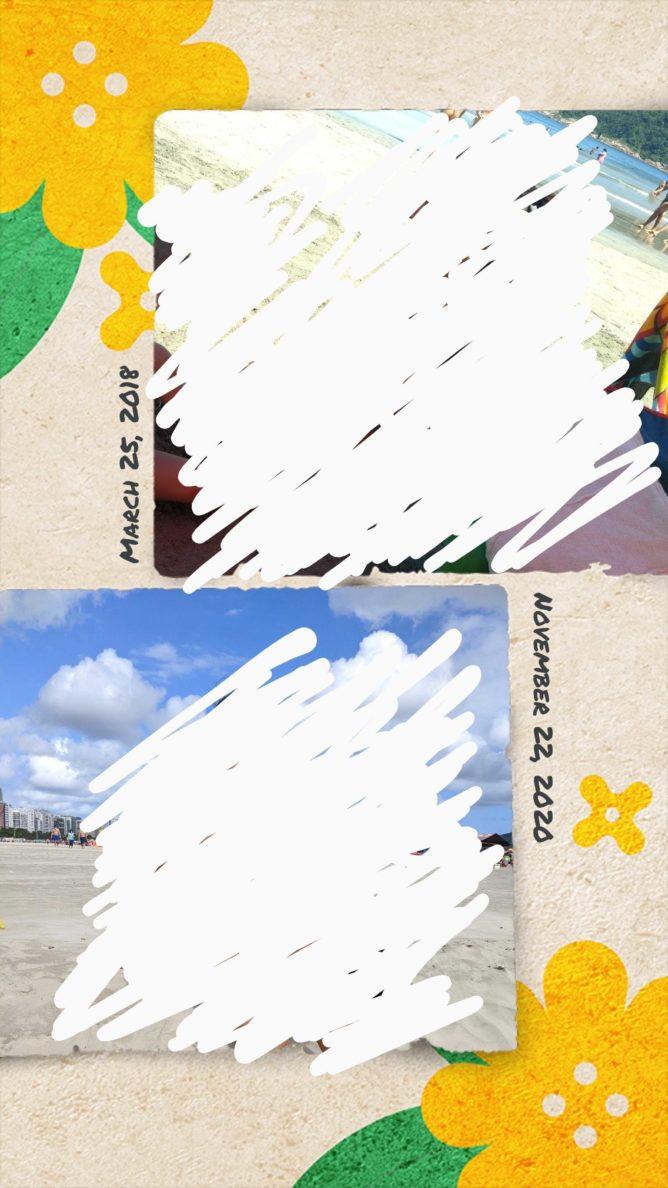 Google Fotky koláže