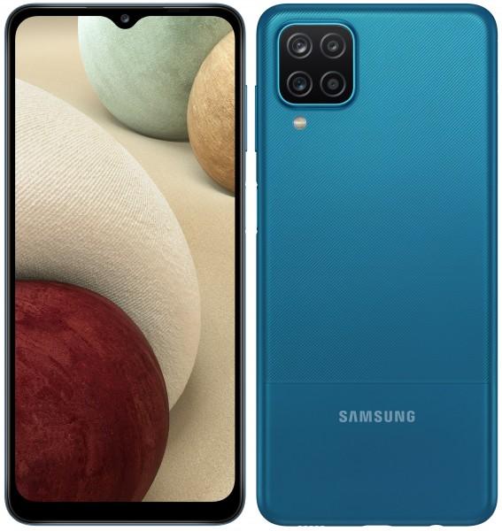 Samsung Galaxy A12 modrý