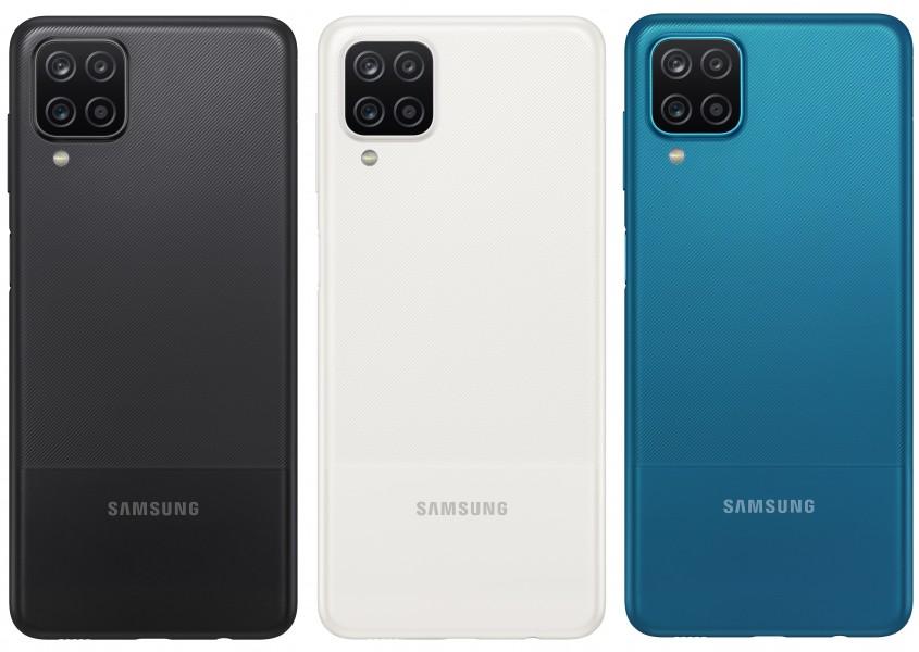 Samsung Galaxy A12 farby