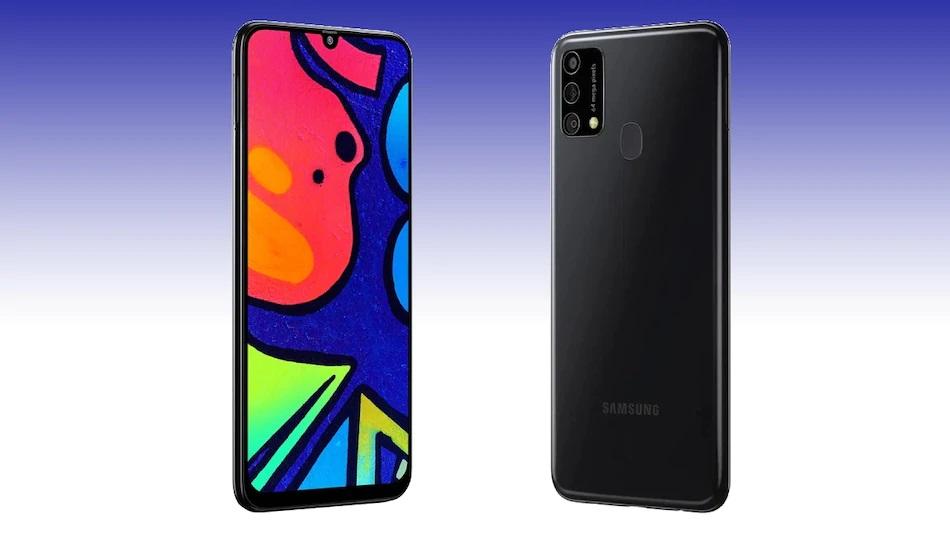 Samsung Galaxy M21s čierny