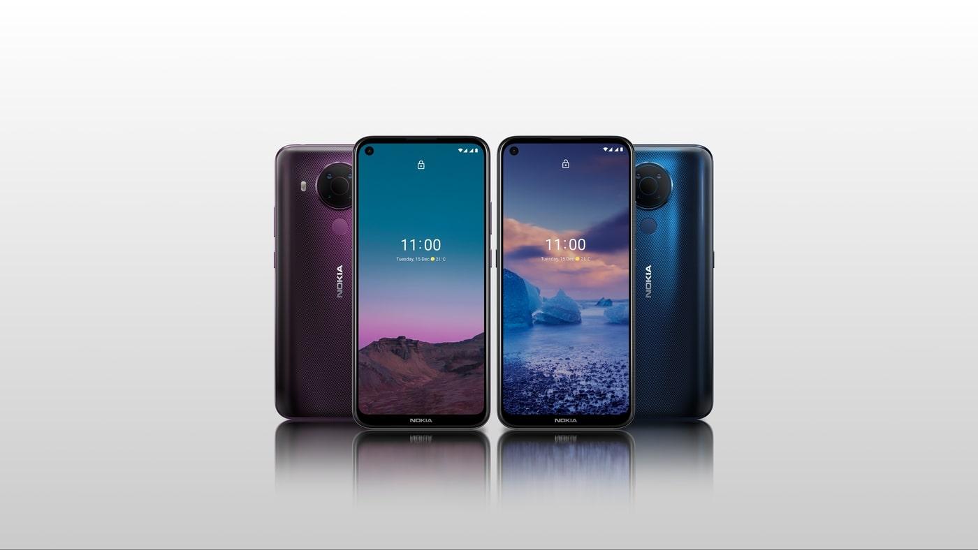 Nokia 5.4 android 11