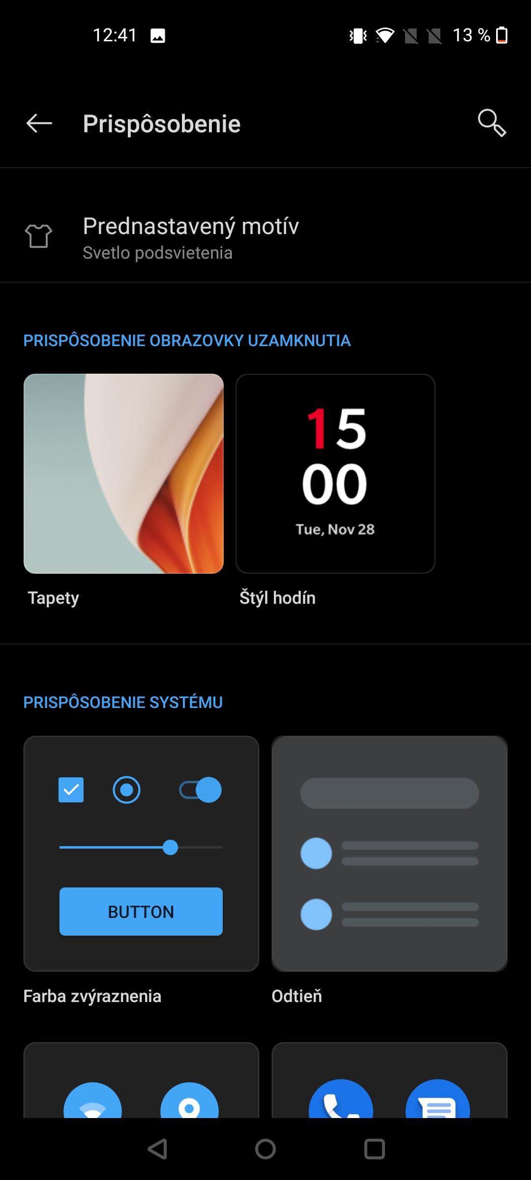 OnePlus Nord N10 screenshot system (7)