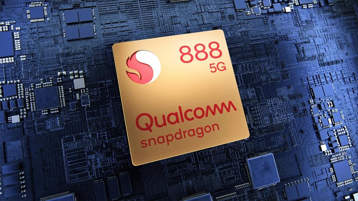 Qualcomm Snapdragon 888 titulka