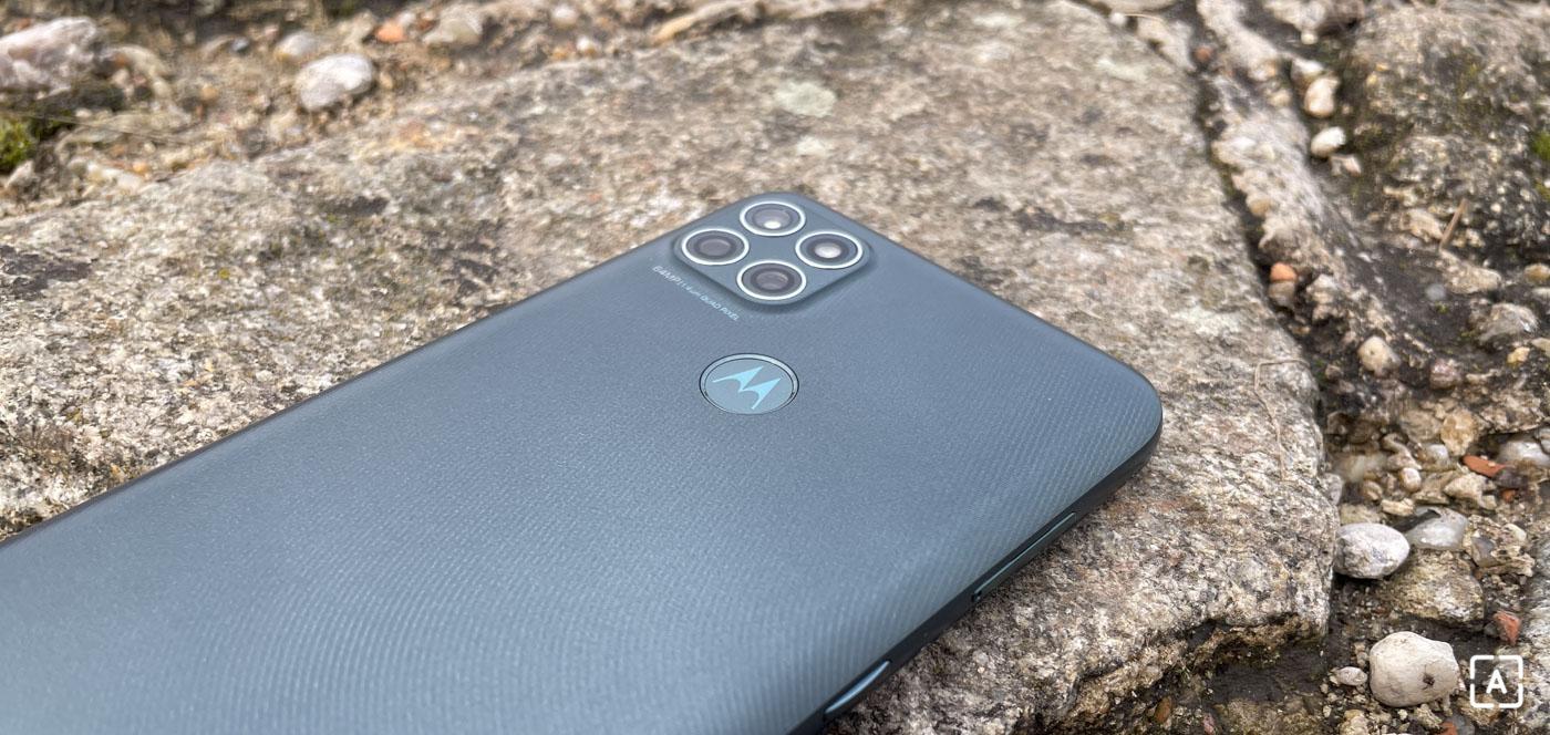 Motorola moto g9 power snimac odtlackov prstov