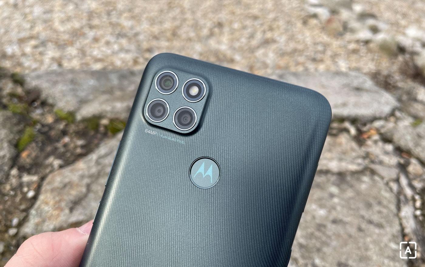 Motorola moto g9 power fotoaparat
