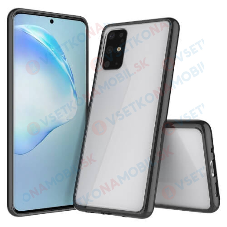SHOCK Extra odolný kryt Samsung Galaxy S20 Plus biely